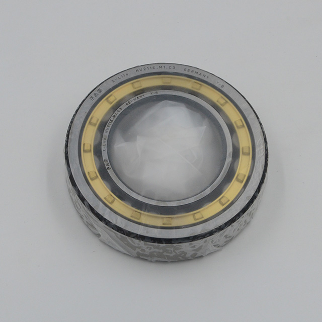 Removable Inner Ring 86mm Width Brass Cage FAG NU2236E-M1 Cylindrical Roller Bearing 180mm ID Normal Clearance High Capacity Straight Bore Single Row 320mm OD